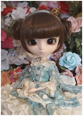 Pullip La robe vert clair (Blue faerie) Tags: pullip dall doll dollcollector