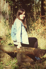 163/365 (yanakv) Tags: yo yanitophotography me bosque forest girl chica 50mmf18stm 50mm 365days 365dias canon eos1200d eos intheforest enelbosque airelibre