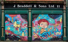 belfast shop front (teedee.) Tags: belfast shop front fishing joseph braddell son ltd josephbraddellsonltd gunmakers fishingrodtacklesuppliersaddress11northstreetbelfastcountyantrimbt11na
