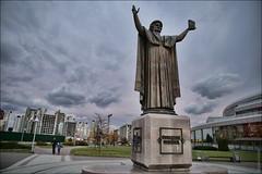 Минск, Беларусь, памятник Франциску Скорине (zzuka) Tags: минск беларусь minsk belarus