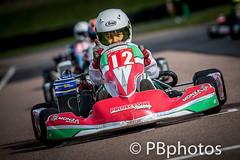 Thumbs Up ! (Paul Babington Photography) Tags: thumbsup juniormax rotax bayfordmeadows karting racing poleposition