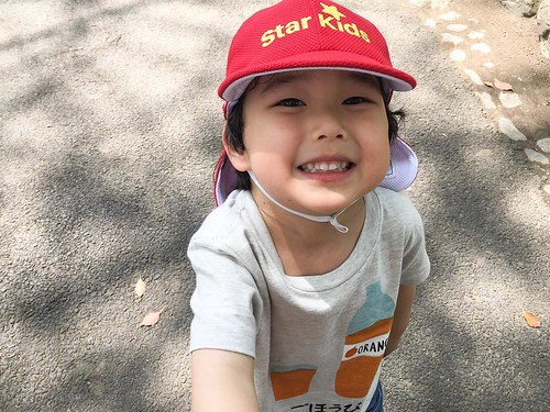 There are always lots of cheeky smiles at Star Kids International Preschool, Tokyo. #starkids #international #preschool #school #children #kids #kinder #kindergarten #daycare #fun #shibakoen #minatoku #tokyo #japan #instakids #instagood #twitter #子供 #幼稚園