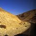 Ägypten 1999 (755) Busfahrt Kairo-Hurghada: Ostwüste
