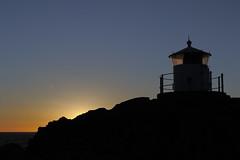Light house (J. Roseen) Tags: sunset sunlight solnedgång solljus lighthouse fyr silhouette siluett sky himmel kullaberg skåne sweden sverige norden nordic skandinavien scandinavia eos7dmkii