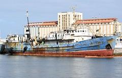 """KALININGRAD"" - IMO 7030822 (Rick Vince) Tags: kaliningrad imo7030822 trawler russiantrawler fishingvessel fishingship mathiasthesen"