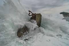 Splash i (teredura58) Tags: splash olas peine de los vientos donosti san sebastian