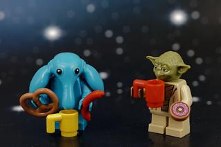Yoda: I wish I've a long nose!