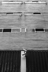 IMG_2826.JPG (esintu) Tags: wall cctv brick windows lines geometric abstract urban