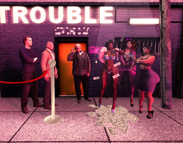 Club Trouble – It Ain't Trickin If You Got It