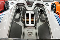 Porsche 918 Spyder (aguswiss1) Tags: porsche918spyder porsche 918 spyder hybridcar racer cruiser rare limited edition fastcar racecar sportscar dreamcar millioncar worldcars millionaire detail car auto 200mph 300kmh