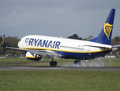 Ryanair                                      Boeing 737                                      EI-FZH (Flame1958) Tags: ryanair ryanairb737 ryanairdelivery boeing737 eifzh dub eidw dublinairport 310317 0317 2017 1017