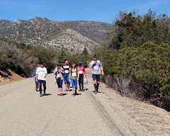 012 The Long Walk To The Relay (saschmitz_earthlink_net) Tags: 2017 california orienteering campscherman girlscoutcamp sanbernardinonationalforest sanjacintomountains laoc losangelesorienteeringclub