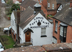 Lowe's Rope and Twine Manufactory (Stuart Axe) Tags: lowesropeandtwinemanufactory highley hamptonloade shropshire svr arley bridgnorth railway kidderminster uk england steam severnvalleyrailway gwr greatwesternrailway bewdley unitedkingdom gb greatbritain building house