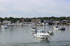 Boats in Plymouth (pegase1972) Tags: boats us usa unitedstates plymouth mass massachusetts ma water