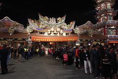 奉天宮 Feng-tian Temple (Chi-Hung Lin) Tags: 2017 嘉義 台灣 taiwan chiayi 新港 廟 媽祖廟 奉天宮 temple 排隊