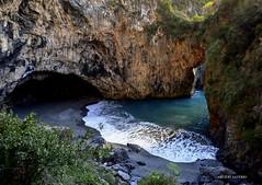 Arcomagno Calabria (Arcieri Saverio) Tags: calabria italy arcomagno sannicolaarcella paesaggio landscapes mare mer blue arco sigma sigmaitalia