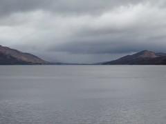 8554 Loch Linnhe under cloud (Andy - Busyyyyyyyyy) Tags: 20170318 ccc clouds day9 lll lochlinnhe mist mmm scotland sealoch sss water www
