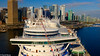 Cruise Ship-Canada Place (david byng) Tags: helijet spring 2017 travel pacificocean city canada britishcolumbia vancouver ca