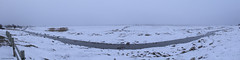 View from North Grand Pre (Trevdog67) Tags: landscape northgrandpre grandpre dyke farmland landofevangeline snowscape panorama novascotia nouvelleecosse canada annapolisvalley wolfville kingscounty