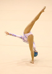Gymnastics: Thailand National Students Games 2017 (popplefilm) Tags: action sport sexy candid upskirt cameltoe