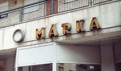 márka restaurant | take 1 (kozdro) Tags: hungary gyor marka neon typo