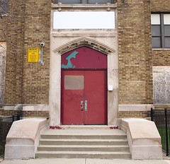 Former Ross Elementary School (Brule Laker) Tags: chicago illinois southside washingtonpark