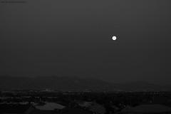 Moonset over Juarez (Room 111) Tags: juarez chihuahua mexico elpaso texas anseladams tribute moonrise hernandez