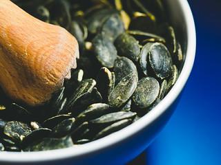 Pumpkin seed pesto - Kürbiskernpesto