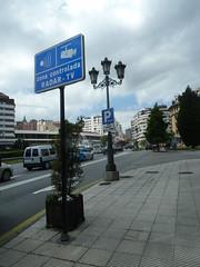 03-06-2013 074 (Jusotil_1943) Tags: 03062013 acera señales trafico radar tv p parking zonacontrolada