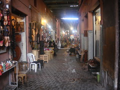 Narrow Bazaars in Marrakech Medina (Rckr88) Tags: narrow bazaars marrakech medina narrowbazaarsinmarrakechmedina morocco northafrica africa travel travelling alley alleys bazaar shop shops city cities