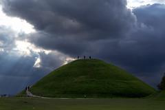 Krakus Mound (czmyras) Tags: cracow kraków krakus mound krak kopiec