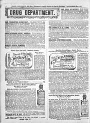 Sears Drug Department,1900 (kevin63) Tags: lightner page illustration blackandwhite old vintage antique reprint searsroebuck catalog drug department cure patentmedicine morphia tobacco stopdrinking