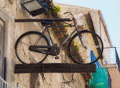 Who stole my bike? (jp-l) Tags: italia italy calabria tropea bicycle bike