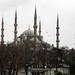 A imponente Mesquita Azul