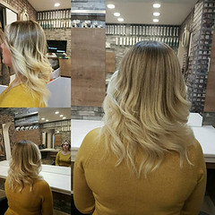 PERMA1 (ebkuaforu) Tags: saçkesimi bayankuaförü eskişehir röfle perma saçboyama gelinbaşı manikür
