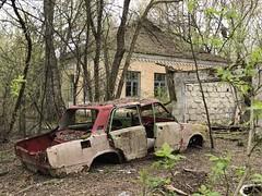 011 - Tschernobyl 2017 - iPhone (uwebrodrecht) Tags: tschernobyl chernobyl pripjat ukraine atom uwe brodrecht