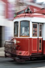 Tram of Lisbon (Simone Angelucci) Tags: lisbon tram panning lisbona