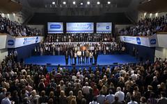 Mariano Rajoy clausura la 21 Intermunicipal Popular (Partido Popular) Tags: valencia rajoy pp marianorajoy partidopopular 21intermunicipalpopular
