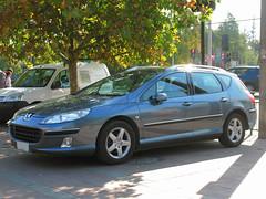 Peugeot 407 SW 2.0 2006 (RL GNZLZ) Tags: wagon break estate 407 peugeot estatewagon 407sw