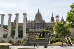 Barcelona, Museu Nacional dArt de Catalunya (www.andreas-spanjol.de) Tags: barcelona zeiss nikon 55mm spanien d800 otus zf2