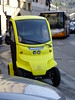FreeDuc (stevenbrandist) Tags: italy yellow italia genoa genova delivery vehicle posteitaliane quadracycle freeduck ducatienergia