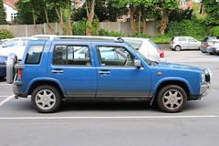 Nissan Rasheen - 04 (Rally Pix) Tags: nissan rasheen