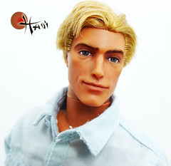 JOHN SMITH (HADI ROUH) Tags: new friends sun guy beach colors girl fashion tattoo modern trek john carson hair fun toys star mix model wolf doll fiesta body young ken barbie smith harley plastic teen tropical change glam denim shaun choice sweethearts davidson rule generation blaine royalty mattel basic pocahontas breaker fever starr sindy hadi integrity fashionistas jointed rebelde repaint repainted fashionroyalty rouh