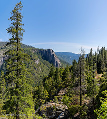 The view from Cascade Creek (Images by John 'K') Tags: california panorama creek nationalpark nikon nps yosemite yosemitenationalpark nationalparkservice stitched 28300mm cascadecreek johnk d610 yosemitepark bigoakflatroad johnkrzesinski randomok nikond610