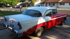 1956 Chevrolet Bel Air 4 Door Sedan 'Beaus 56' 5 (Jack Snell - Thanks for over 26 Million Views) Tags: door chevrolet belair sedan 4 1956 56 beaus
