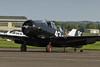 Noorduyn AT-16 Harvard IIB - 2 (NickJ 1972) Tags: show aviation air harvard country airshow ii abingdon texan at6 t6 2014 northamerican airday iib noorduyn at16 sc43 gazsc