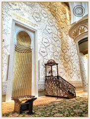 Abu Dhabi, United Arab Emirates (Wioletta Ciolkiewicz) Tags: city capital ciudad mosque arabic abudhabi emirate unitedarabemirates citt zea miasto mihrab qibla stolica sheikhzayedbinsultanalnahyan meczet emiratiarabiuniti  emiratosrabesunidos sheikhzayedgrandmosque  uaezjednoczoneemiratyarabskie wiolettaciolkiewicz