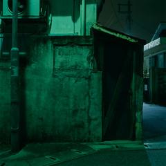 / (akira ASKR) Tags: night fuji okinawa 沖縄 provia100f 夜 hasselblad500cm koza rdpiii 沖縄市 planarcf80mm