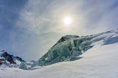 Lyskamm (qwertz1509) Tags: mountain alps ice nature landscape switzerland high view glacier alpine summit zermatt monterosa valais liskamm