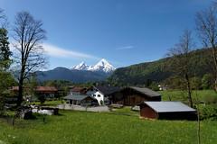 00032-Knigssee - Watzmann_Web (berni.radke) Tags: berg berchtesgaden berge lawine knigssee watzmann stbartholom berchtesgadenerland bartholom schlafendehexe bergmassiv berchtesgadeneralpen